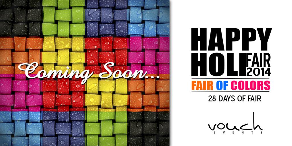 Happy Holi Fair 2014