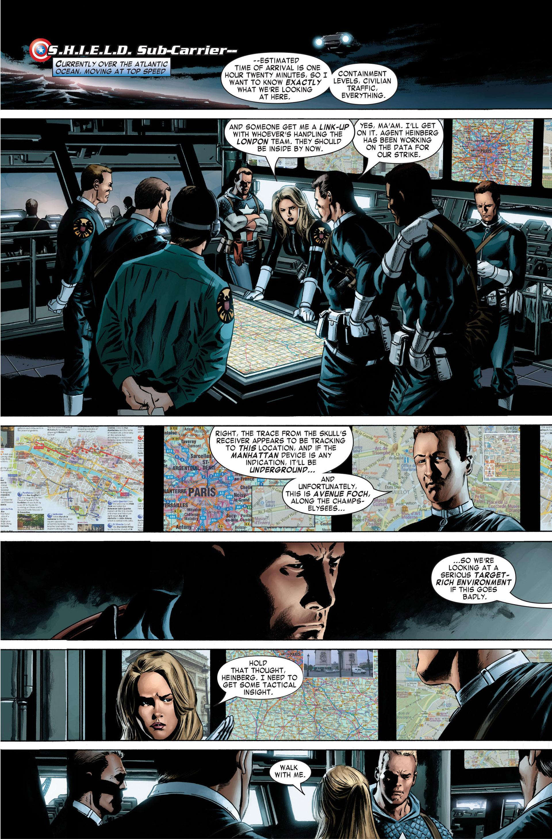 Captain America (2005) Issue #3 #3 - English 4