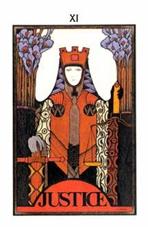 Tarot  Card for March