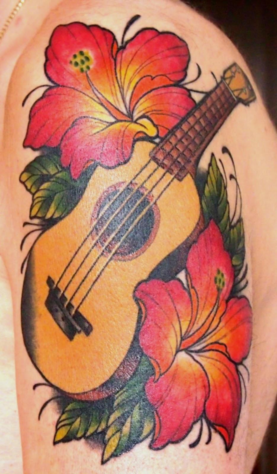 Tattoo Uke, Continued