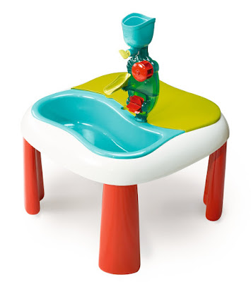 JUGUETES - Smoby - Mesa agua y arena | Infantil  Producto Oficial | Smoby 310063 | Comprar en Amazon España