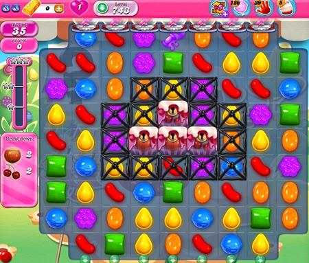 Candy Crush Saga 743