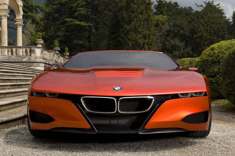 auto BMW M1 2016