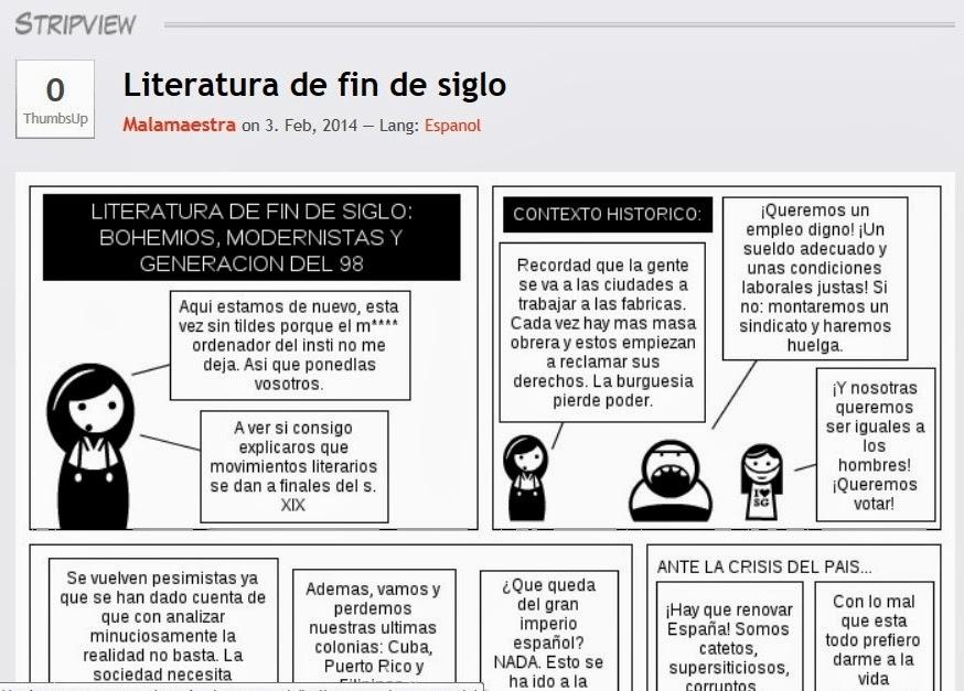 http://stripgenerator.com/strip/806081/literatura-de-fin-de-siglo/view/all