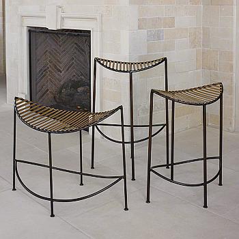 all iron stools