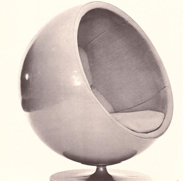 Le doigt dans l 39 oeil du design 2012 09 30 - Fauteuil eero aarnio ...