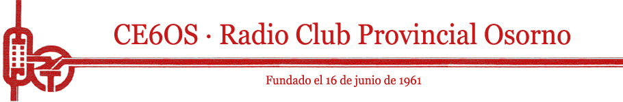 Radio Club Osorno CE6OS