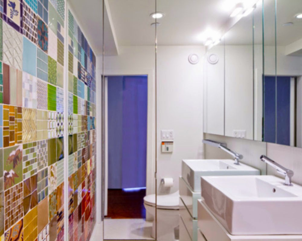 Girl's Bathroom Wall Art Idea Tips