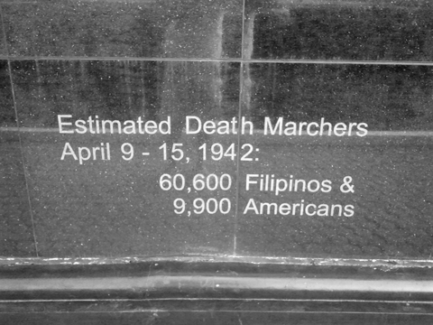Capas National Shrine Filipinos who died in the Death March