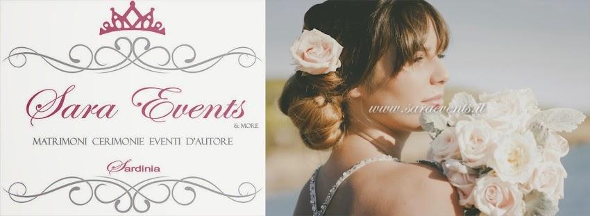 SARA EVENTS organizzazione matrimoni, eventi d'autore