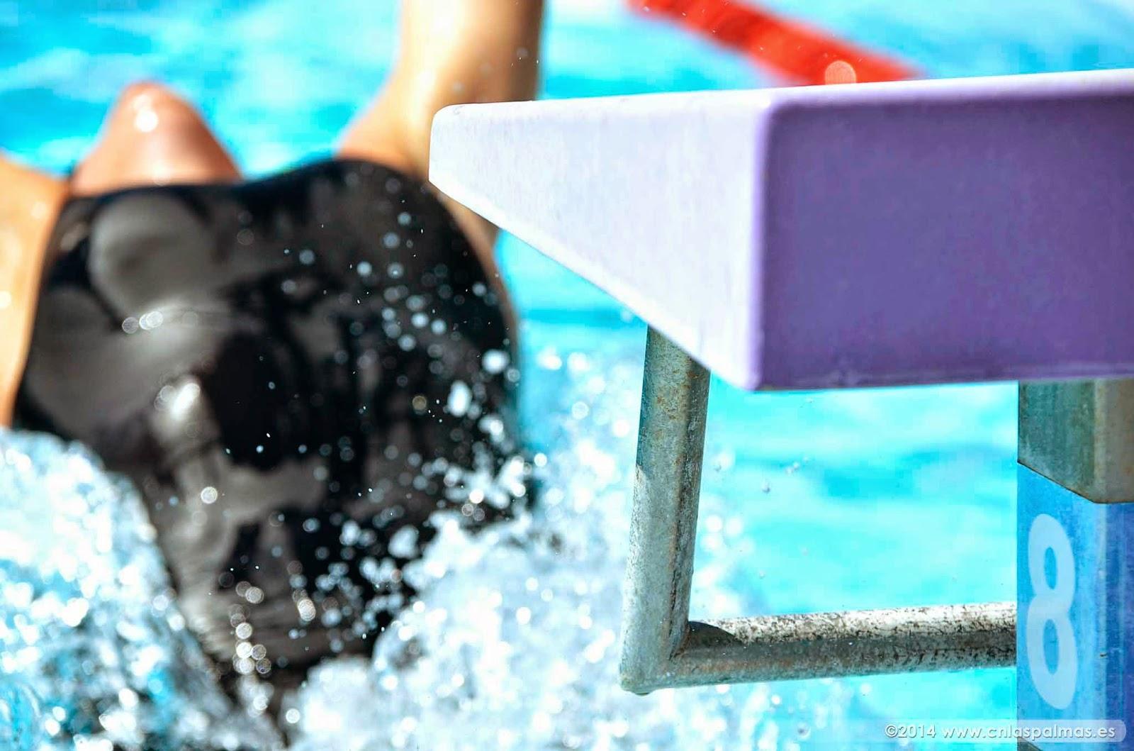 Ntc natacion canaria cr nica 3 jornada liga ciudad de for Piscina julio navarro
