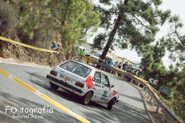 Subida Fataga-San Bartolomé 2014
