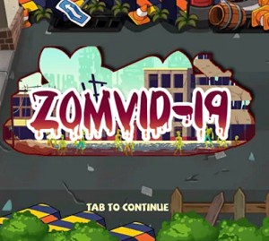 Simulation Game of the Week - Zomvid-19