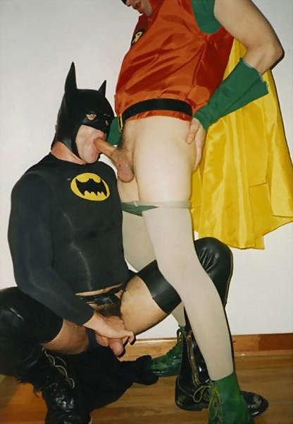 image of porn movie batman