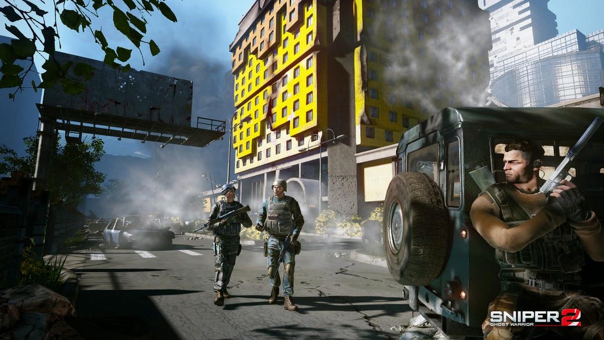 Descargar Sniper Ghost Warrior 2 PC Full Español dvd iso ftp