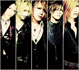 the GazettE [Perfil]