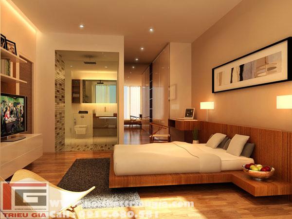 Thiết kế và cải tạo chung cư nội thất