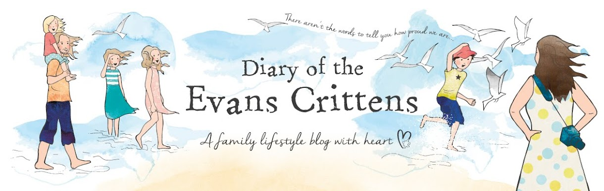 Evans-Crittens |  Family Lifestyle Travel & Recipe Blog, Pembrokeshire, Wales, UK.