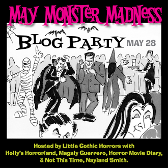May Monster Madness 2016