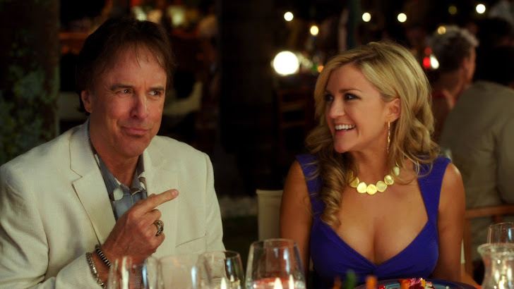 kevin nealon as eddy and jessica lowe as ginger