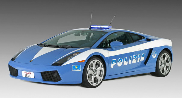 cool police cars