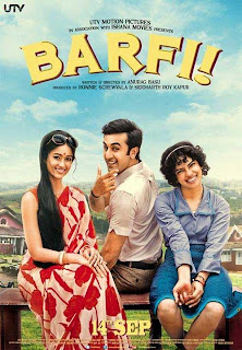 Barfi! (2012) 720p BluRay Torrent indir ( Hint Filmi)