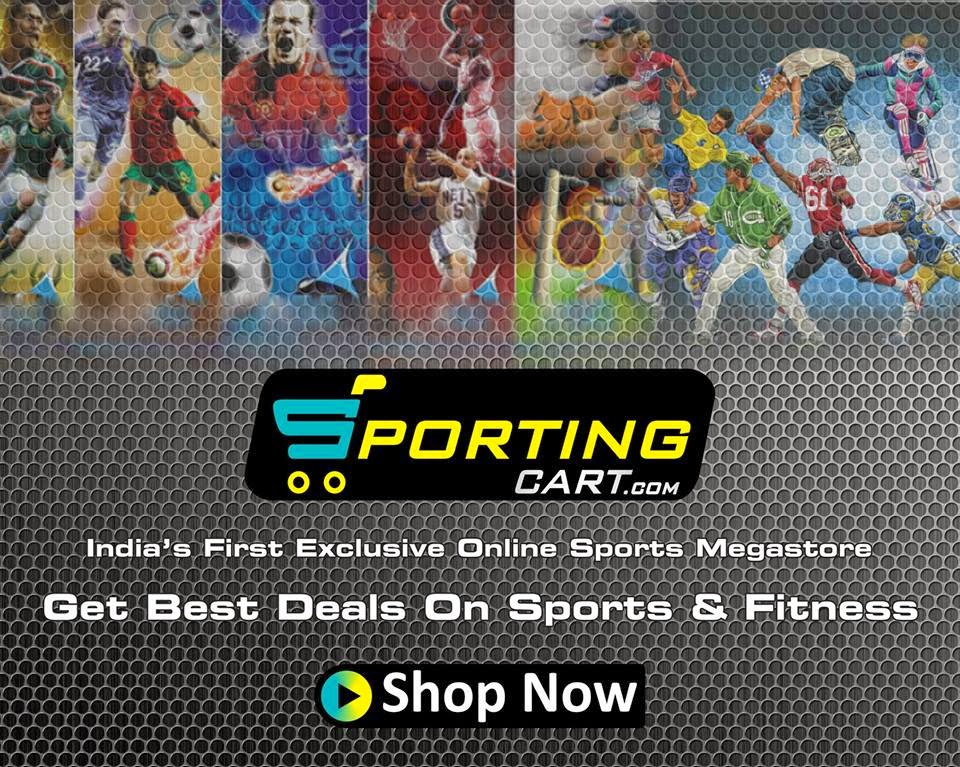 sporting cart advertisement