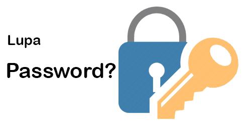 Lupa password