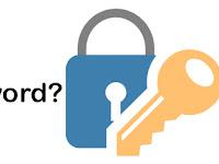 Kenapa Lebih Mudah Mengingat Username Ketimbang Password?