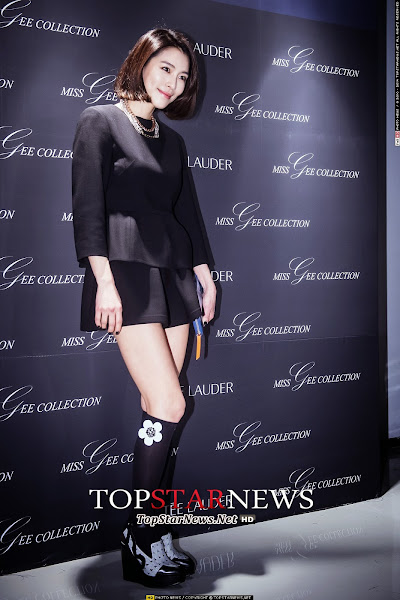 Park Jiyoon Seoul Fashion Week 2014