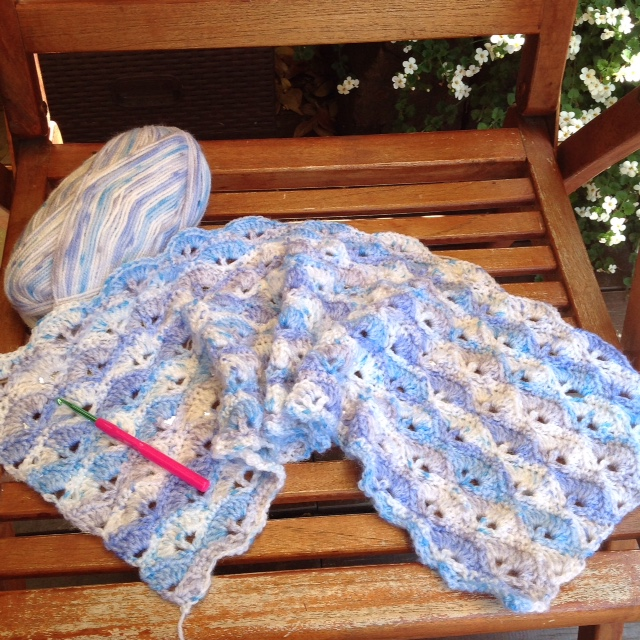 Oyas World Crochet Knitting Crochet Seashell Pattern For Blankets