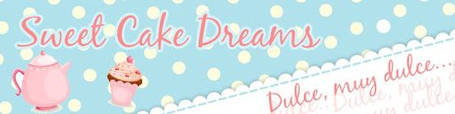 Sweet cake dreams. Dulce, muy dulce...