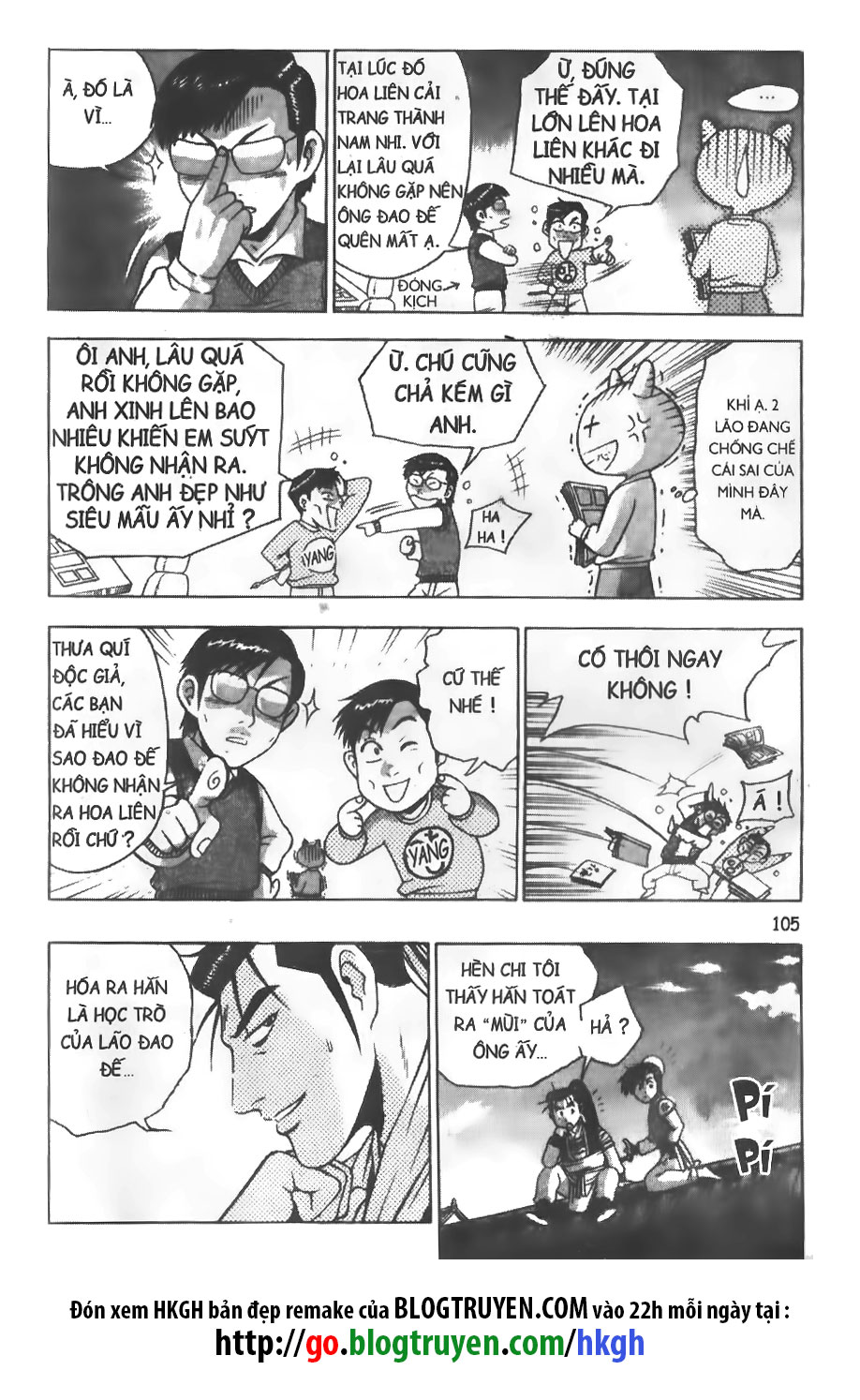Hiệp Khách Giang Hồ chap 232 Trang 25 - Mangak.info