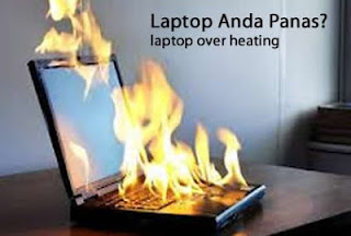Laptop Over Heating