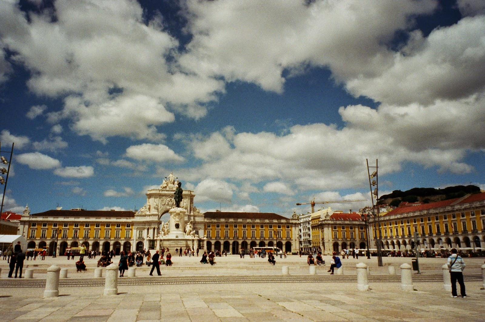 Praça do Comércio Lisboa Lisbon