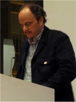 Jeffrey Eugenides reading from The Marriage Plot