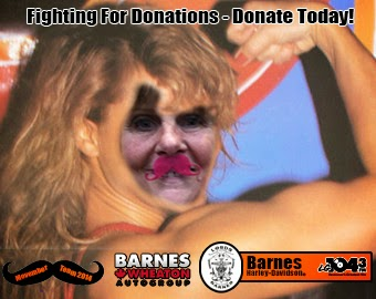 Donate To Angela Today!