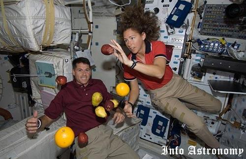 Inilah yang Dilakukan Astronot di Luar Angkasa