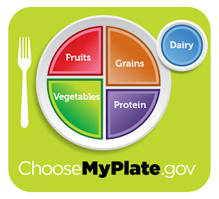 USDA food pyramid, myplate, michelle obama