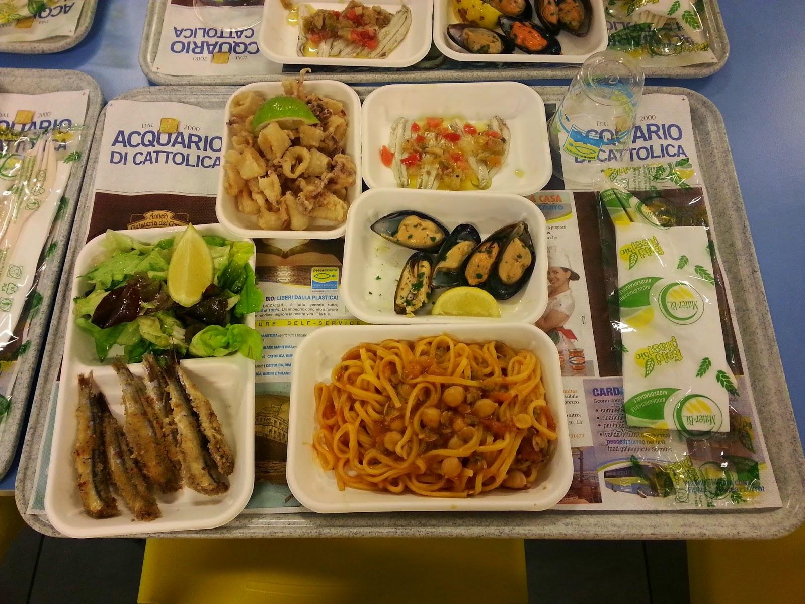 Gitarelleggiando Pesce Low Cost A Rimini Dal Pesce Azzurro