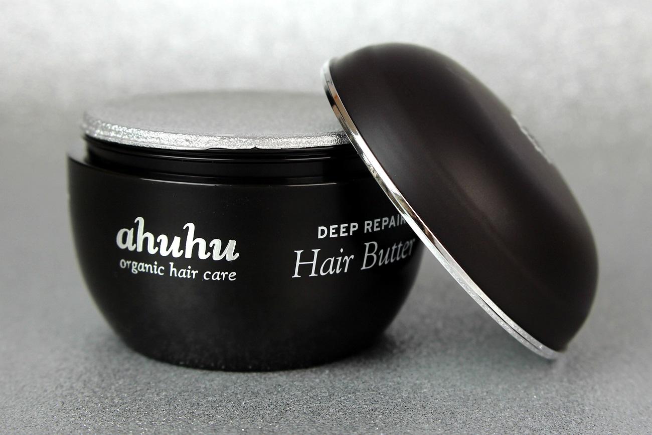 ahuhu, qvc, organic hair care, deep repair, hair butter, maske, wertvolle öle, trockene haare, strapaziertes haar, intensive pflege, reichhaltig, haarpflege, bessere kämmbarkeit, ohne silikone, sheabutter,