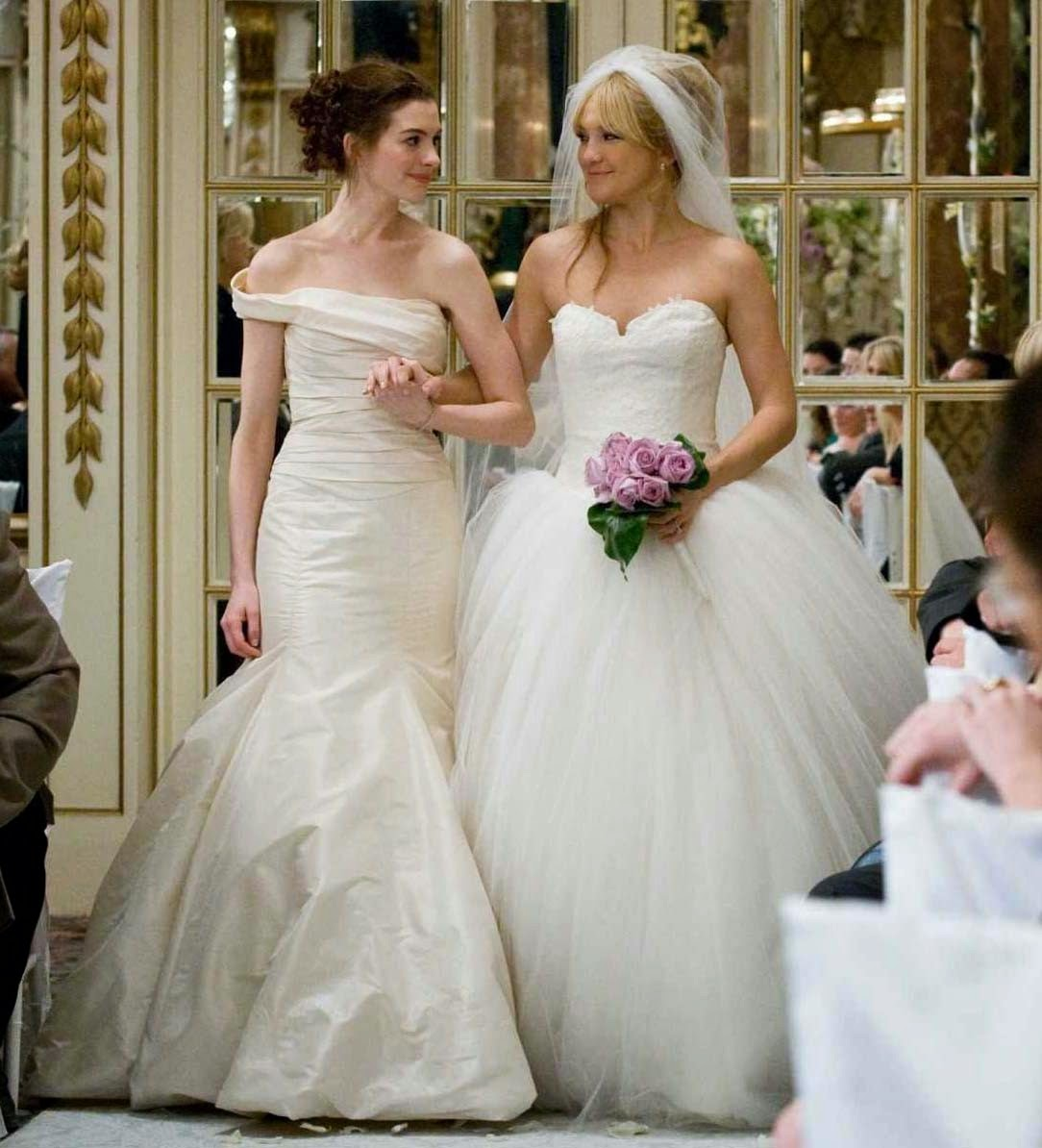 ♛ A Girl Like You ♛: Favourite Wedding Dress From Movies