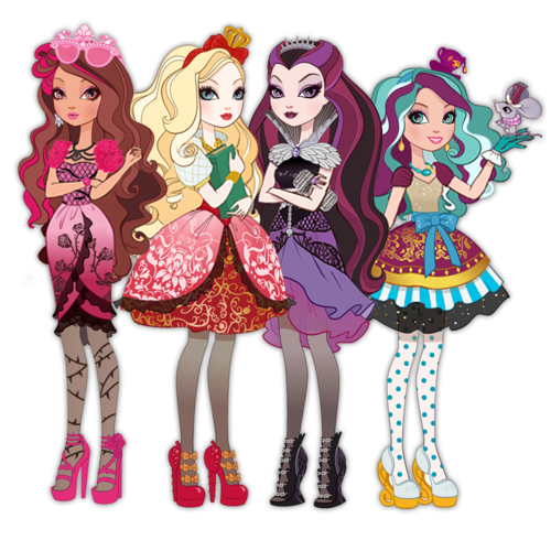 ever after high de