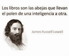 LOS LIBROS LLEVAN LA INTELIGENCIA DE LOS DEMÁS