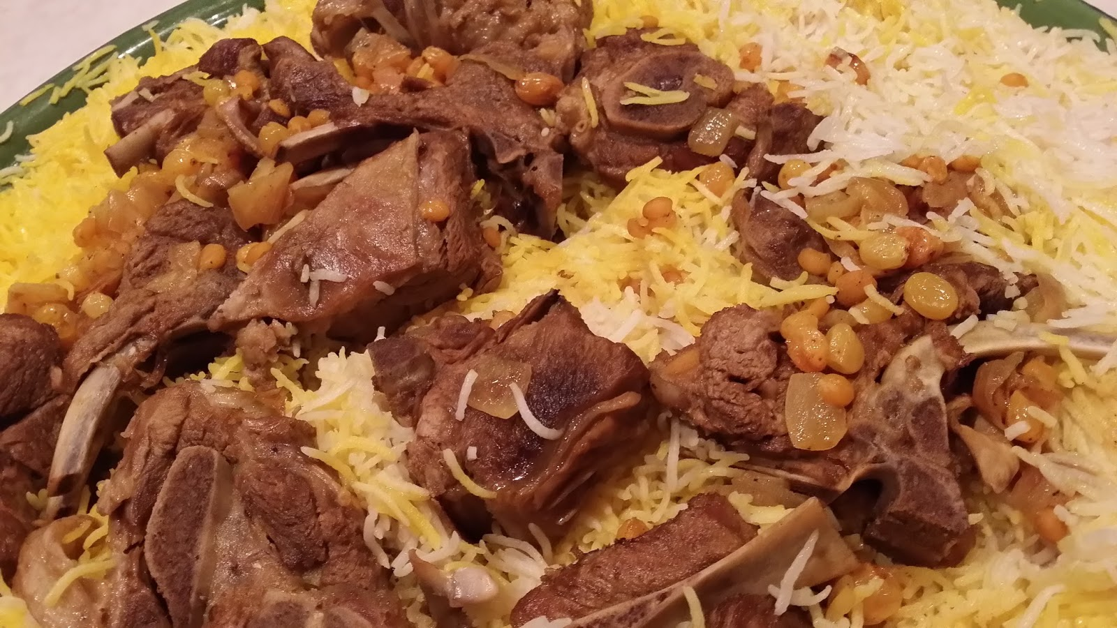 Arabic mutton biryani images for Arabic cuisine dishes