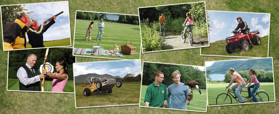 leisure activities Leisure activities here's where you'll find other family activities we can help you discover that aren't linked to tours, events or attractions another resource is our summer vacation guide which has events, massage programs and guided tours to help inspire an amazing vacation for your family.