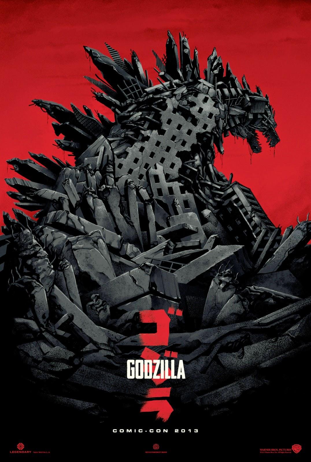 Contracrítica: Godzilla (2014)