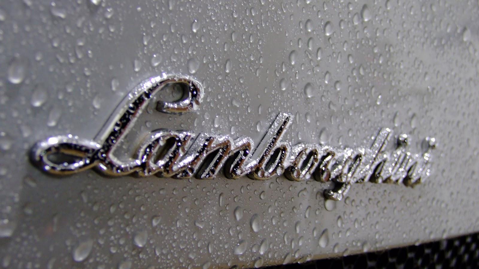 Hd Lamborghini Logo HD Car Wallpapers