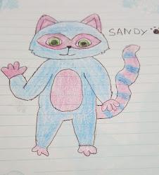 Nuestra mascota: Sandy