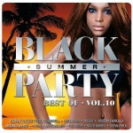 Capa do álbum Best Of Black Summer Party Vol.10 (2013)